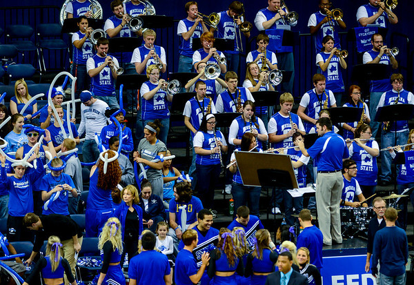 Marching Sycamores