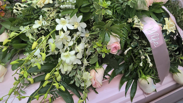 Jeane Jepson Funeral