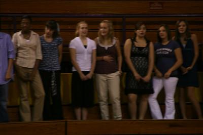 Abby 8th Grade Vocal 2007