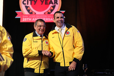 25th Anniversary Gala - City Year San José/Silicon Valley 2019