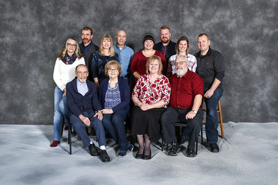 Evans/Christensen Family