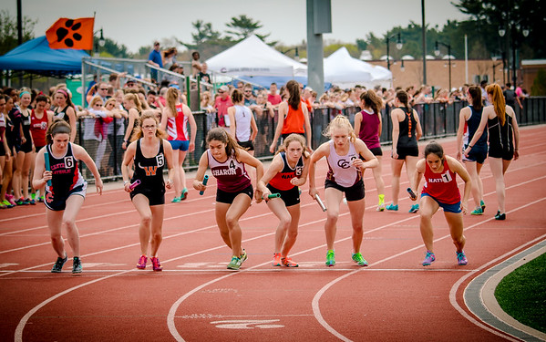 Division II State Relay Championship - April 29