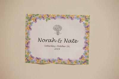 Norah & Nate Wedding