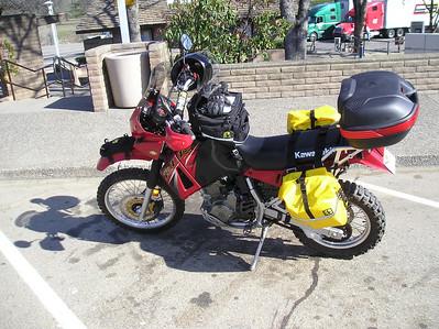 Arcata ride Feb '08