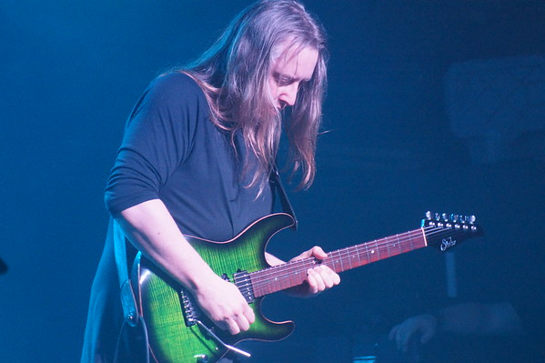 Dave Foster with Panic Room