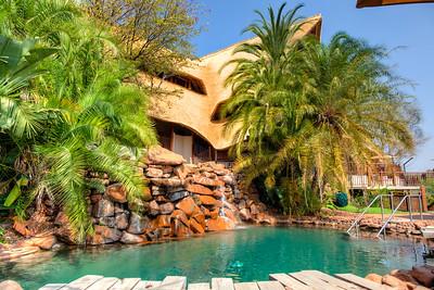 Victoria Falls Safari Lodge in Zimbabwe