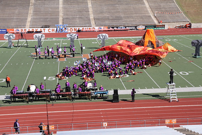 2015 10 17 Sam Houston State Marching Festival