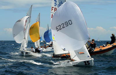 2006 420 & 470 Junior Europeans - Tavira, POR