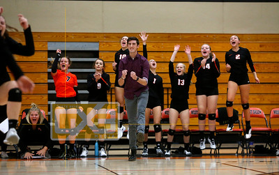 Black River Falls @ West Salem VB18