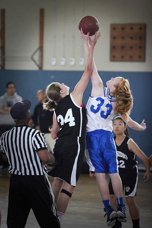 Presidio Basketball 2013
