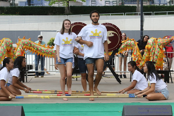 2017 Asian Festival - Philipino American Association at UT
