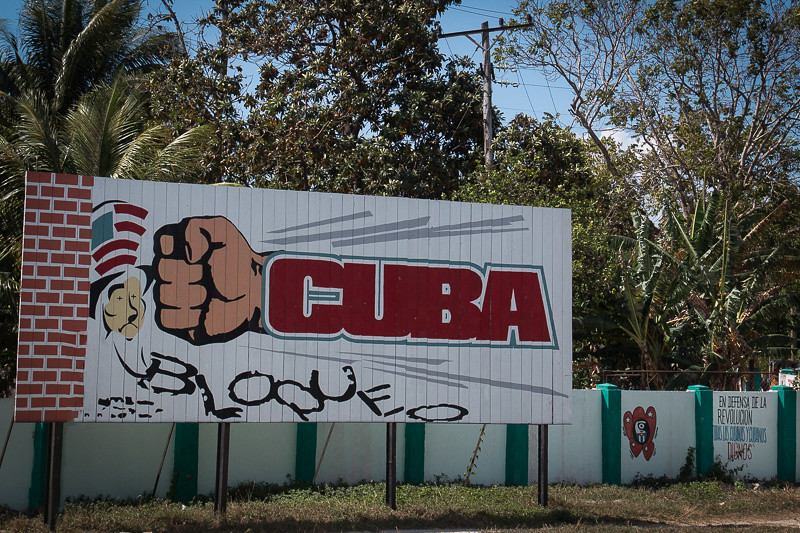 February 28 - Cienfuegos_ Cuba (one of many political billboards throughout the land).jpg