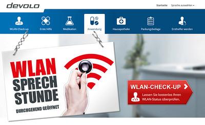 Consultório Wi-Fi