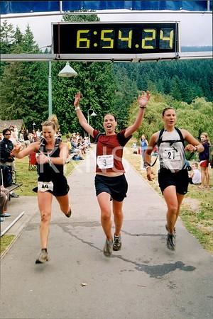 Jul 10, 2004 - Finish line 5hr 2m to 8hr 15m