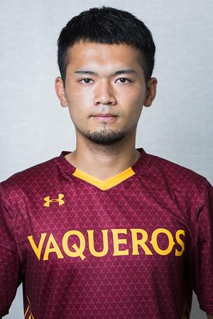 2021-22 Men's Soccer Roster Headshots