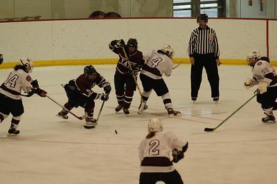 Loomis Varsity Ice Hockey vs. Taft 1/24/07