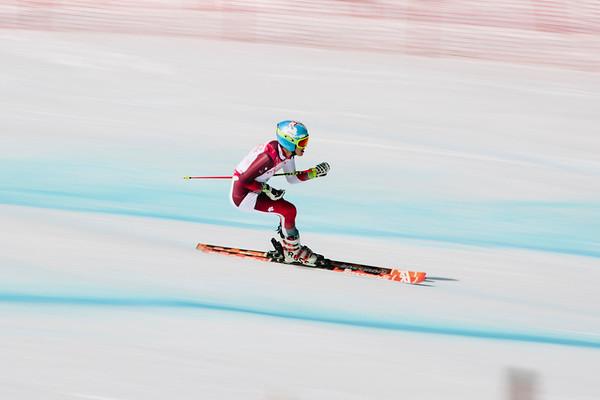 Ski alpin - Super-G (11.03.2018)