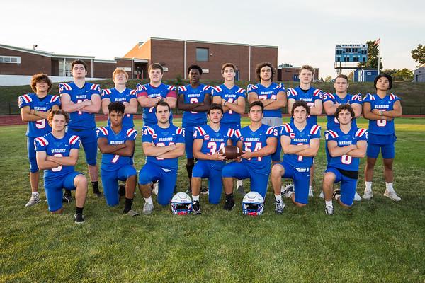 2020-9-8 WHS Football Senior Photos