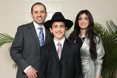 Yossi Tovshteyn Barmitzvah