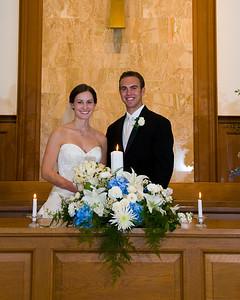 Scott & Kristin Wedding - Formal Poses