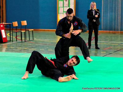 Cracow Hapkido Championships january 2016