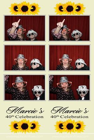 Marcie's 40th Celebration