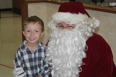 HFD Breakfast with Santa, 12/12/2015