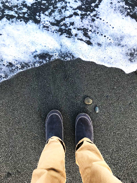 Beach foot series, Olympic Peninsula, WA State