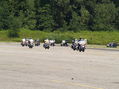Motor Officers Percison Driving