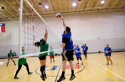 Volleyball League (Co-Rec)