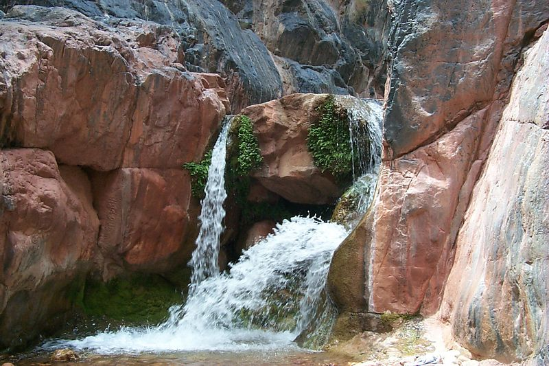 Clear Creek Falls   (Jun 01, 1999, 01:51pm)