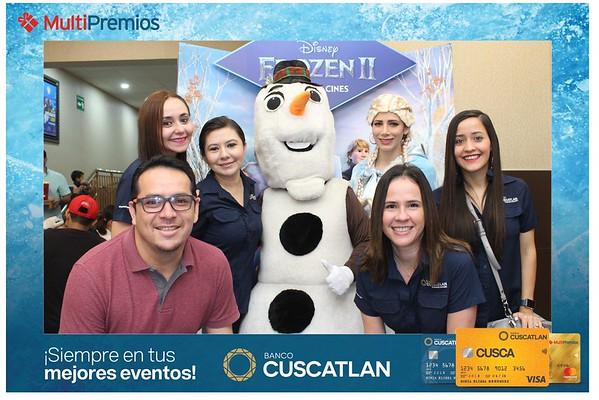 20191124 - Banco Cuscatlan Frozen 2