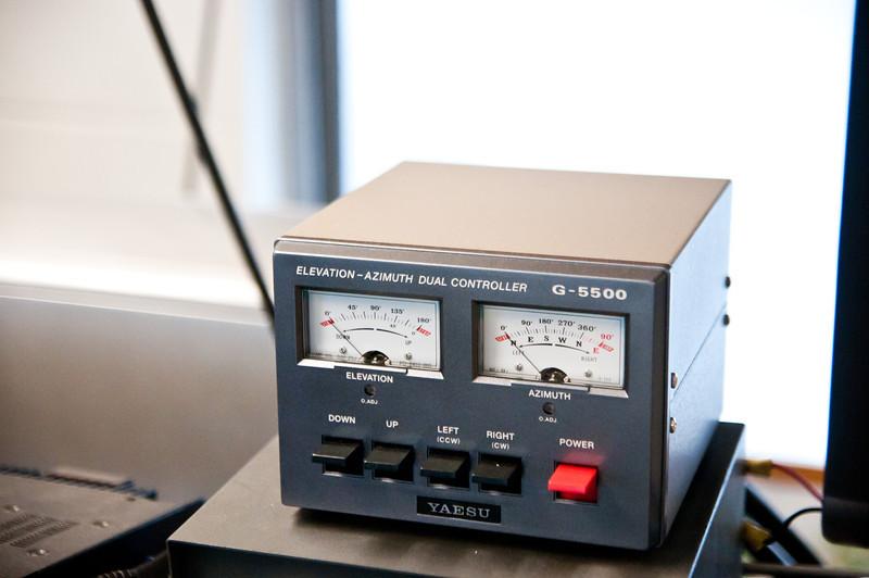New rotator for the EME beam!