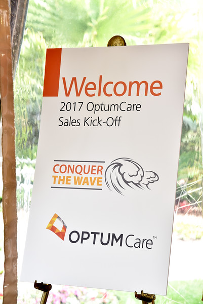 Optum Conference- Newport Beach-01/10/17