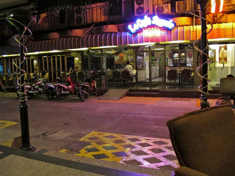 Pattaya 2010, Pattaya - december 2010