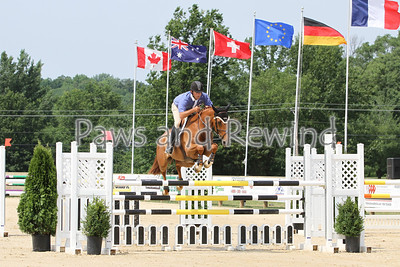 1.20m Jumper/6 Year Old Young Jumper Wednesday