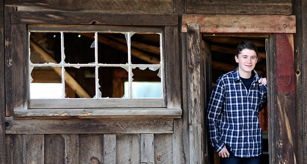 Greg Eagan Senior Pictures 2014 10-05-13