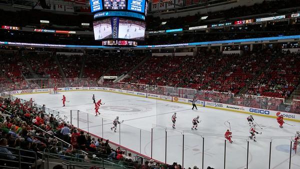 Carolina Hurricanes Hockey - Mar 2015