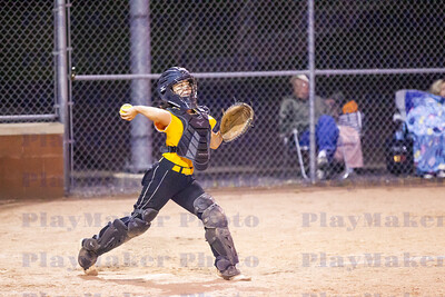 Arcadia Valley vs Valle High School Softball