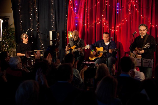 Ridgewood Unplugged 2018 Albano, Caswell, Garcia & Stewart