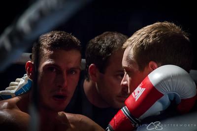 Fight 1 - Tim Pouwer v Hari Karimalis