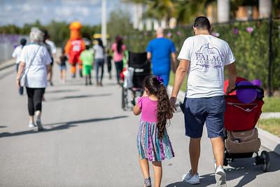 Alzheimer's Mini Walk Festival