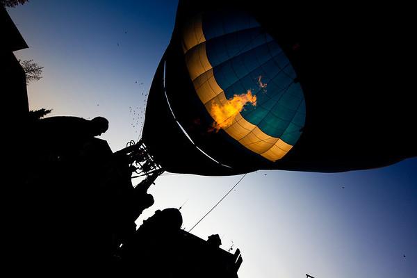 2010 Balloon in Benesov