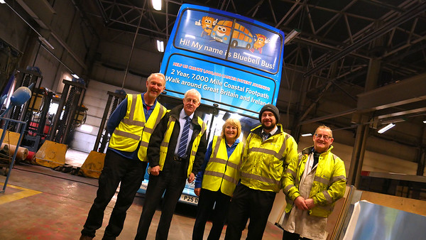 Our friends at Stagecoach, Workington
