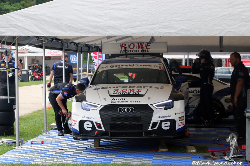TCR-eEuroparts.com Racing Audi RS3 LMS TCR