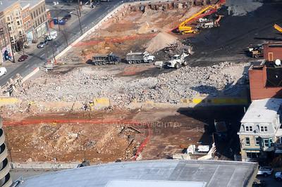 02/01/12 Allentown Arena Site Razing