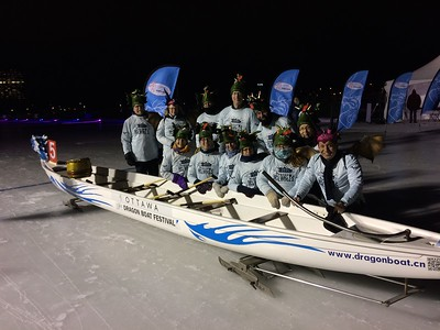 2019 Ice Boat Racing