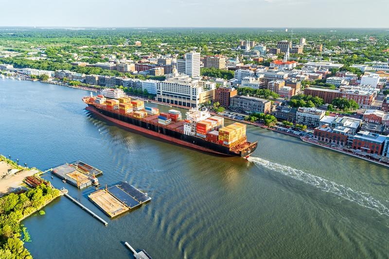 New Images - Savannah and Tybee Island, Georgia