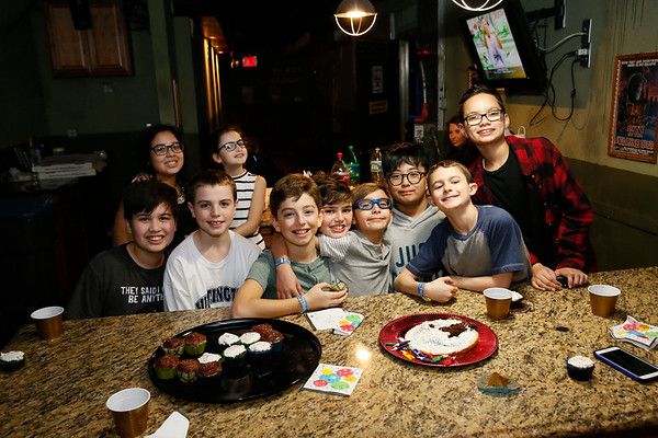 Miles's 12th Birthday Party