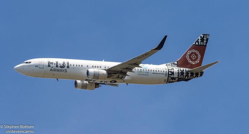 DQ-FJG FIJI AIRWAYS B737-800